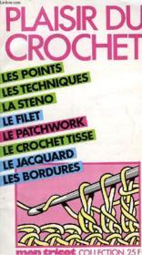 Plaisir Du Crocher - Couverture - Format classique