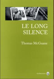 Le long silence - Couverture - Format classique