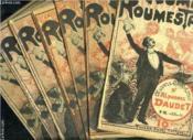 Numa Roumestan- Collection Oeuvres Completes- Complet- 10 Volumes- N°83 A 92 - Couverture - Format classique