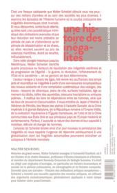 Une histoire des inégalités ; de l'âge de pierre au XXIe siècle - 4ème de couverture - Format classique