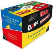 La boîte à quiz multijeux Hasbro (édition 2021) - Couverture - Format classique