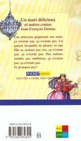 Le Secret Du Roi Des Serpents Et Autres Contes T.2 Un Mari Delicieux Et Autres Contes - 4ème de couverture - Format classique