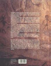L'exploration du Sahara - 4ème de couverture - Format classique