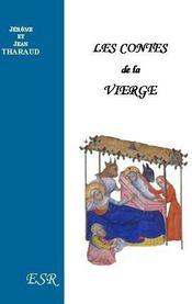 Les Contes De La Vierge - Couverture - Format classique