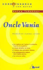 Oncle Vania d'Anton Tchekhov - Intérieur - Format classique