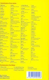 Oncle Vania d'Anton Tchekhov - 4ème de couverture - Format classique