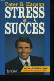 Stress et succes - Couverture - Format classique