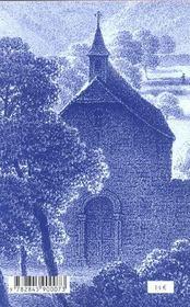 Petit Livre Des Graces (Le) - 4ème de couverture - Format classique