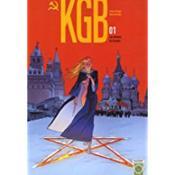 KGB t.1 ; les démons du Kremlin - Couverture - Format classique