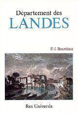 Landes (Departement Des) - Couverture - Format classique