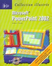 Powerpoint 2002 - Intérieur - Format classique
