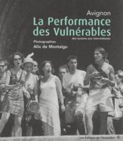 Performance Des Vulnerables - Couverture - Format classique