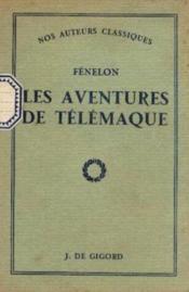 Fénelon. Les aventures de télémaque - Couverture - Format classique