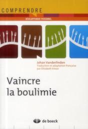 Vaincre la boulimie - Couverture - Format classique
