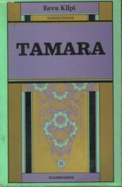 Tamara. - Couverture - Format classique