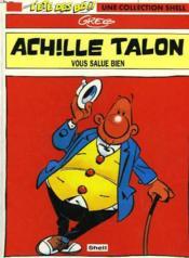Achille Talon Vous Salue Bien - Couverture - Format classique