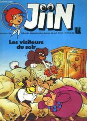 Jiin - Les Visiteurs Du Soir - Couverture - Format classique
