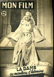 Mon Film N° 184 - La Dame Au Manteau D'Hermine - Couverture - Format classique