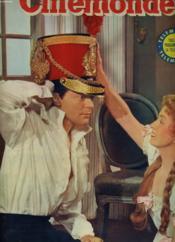 CINEMONDE - 22e ANNEE - N° 1035 - Le film raconté complet en couleurs: LE MOUTON A CINQ PATTES - Couverture - Format classique