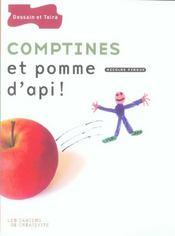 Comptines et pomme d'api - Intérieur - Format classique