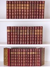 [ 44 Volumes reliés de la