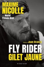 Fly Rider, gilet jaune - Couverture - Format classique