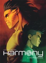 Harmony T.6 ; metamorphosis - Couverture - Format classique
