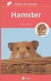 Hamster - Couverture - Format classique