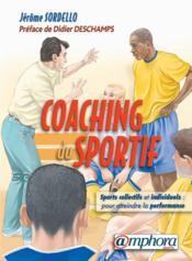 Coaching du sportif - Couverture - Format classique