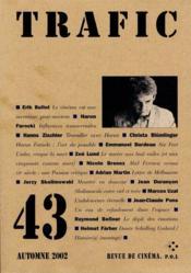 Revue Trafic T.43 - Couverture - Format classique
