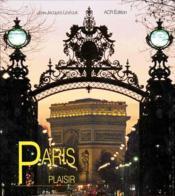 Paris Plaisir - Couverture - Format classique