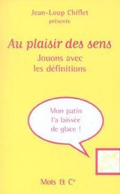 Au Plaisir Des Sens - Intérieur - Format classique