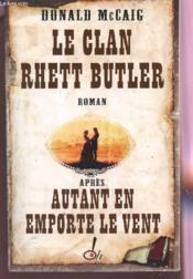 Le clan Rhett Butler - Couverture - Format classique