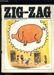 Zig Zag N° 1. Magazine Pour Adulte. - Couverture - Format classique
