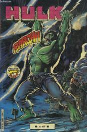 Recueil Hulk 7099. Cercle Vicieux / Ne M'Abandonnez Pas ! - Couverture - Format classique