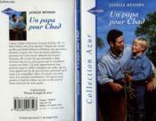 Un papa pour Chad - Couverture - Format classique