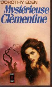 Mysterieuse Clementine - Darling Clementine - Couverture - Format classique