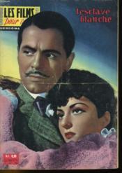 DES FILMS POUR VOUS - L'ESCLAVE BLANCHE - 5eme ANNEE - N°175 - Couverture - Format classique