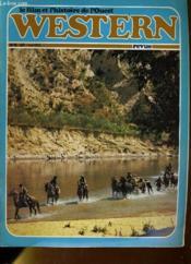 Le film et l'hstoire de l'Ouest - WESTERN N°8 - Couverture - Format classique