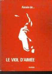Aimee De - Le Viol D'Aimee - Couverture - Format classique