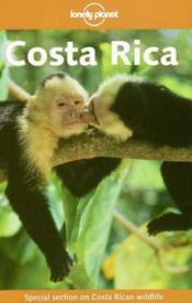 Costa Rica ; 5e Edition Anglaise - Couverture - Format classique