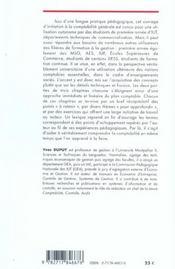 Les bases de la comptabilite generale - 4ème de couverture - Format classique