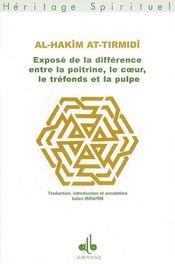 Expose De La Difference Entre La Poitrine, Le Coeur, Le Trefonds Et La Pulpe - Intérieur - Format classique
