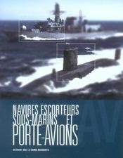 Navires escoteurs sous-marins et porte-avions - Intérieur - Format classique