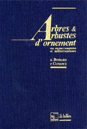 Arbres & arbustes d'ornement des regions temperees & mediterraneennes (additif de mise a jour 1986) - Couverture - Format classique