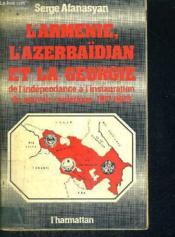 Armenie Azerbaidjan Et La Georgie ... - Couverture - Format classique