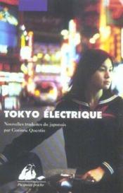 Tokyo électrique - Couverture - Format classique