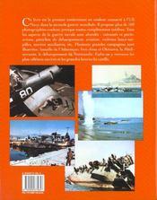 US navy en couleur 1941-1945 - 4ème de couverture - Format classique