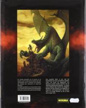 The Art Of Koveck - 4ème de couverture - Format classique
