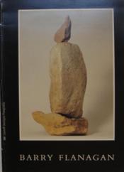 BARRY FLANAGAN. Sculptures. 1963-1983. Catalogue exposition Paris, Centre Pompidou 1983. - Couverture - Format classique
